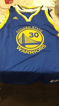 XL steph curry jersey Plano, 75024