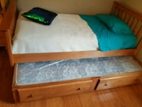 Twin bed TRUNDLE - Toms River, 08753