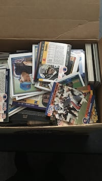 assorted baseball trading card collection Adjala-Tosorontio, L0M 1J0