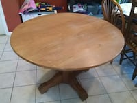 Solid oak dining table Westminster, 21157