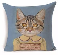 New cat pillow covers  Whitby, L1N
