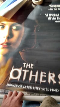 The Others movie poster Glen Burnie, 21060