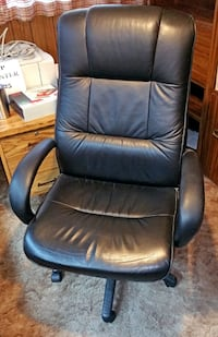 Leather Office Chair LASVEGAS