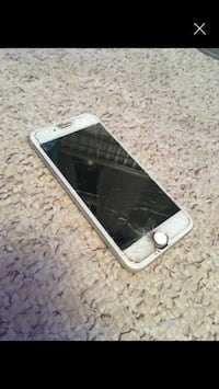 silver iPhone 6 with black case Wakefield, WF2 7PB