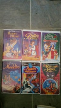 Have many VHS Disney movies Welland, L3C 2G7