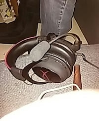 HyperX headsets for gaming