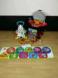 toddler's assorted toys Coral Springs, 33065