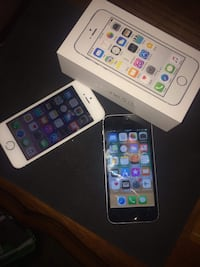 iPhone 5s factory unlocked and at&t fully paid off Tampa, 33612