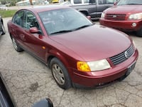 1998 Volkswagen Passat 4dr Sdn GLX Manual Fort Madison