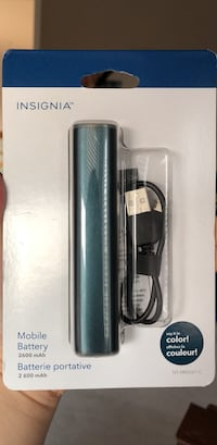 Portable charger  Vancouver, V5S 2G9