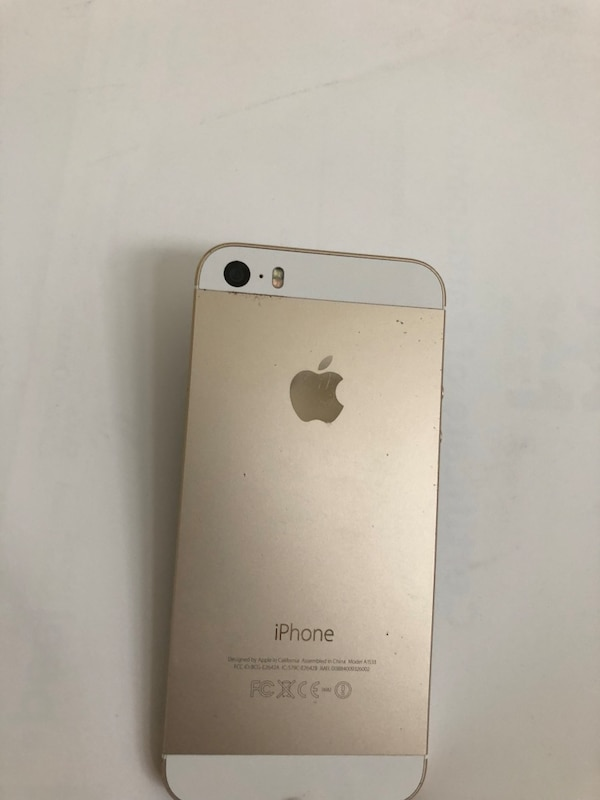 Apple iPhone 5s 612cce74-6dce-4e24-8f0b-ae74cb2e5631