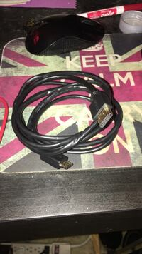 Mini HDMI cable 1.5M bought it for my laptop but it was too big never used  Fairfax, 22032
