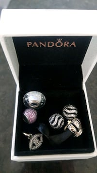 Pandora charms $30 each Surrey, V4N 1B4