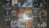 Sony PS2 jatekok/games