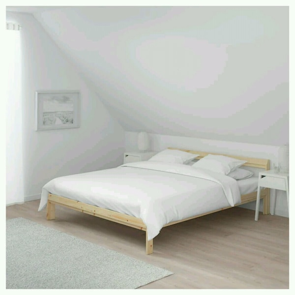 New Wooden IKEA Beds