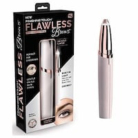New Genuine Finishing Touch Flawless Brows Eyebrow Hair Remover Lanham
