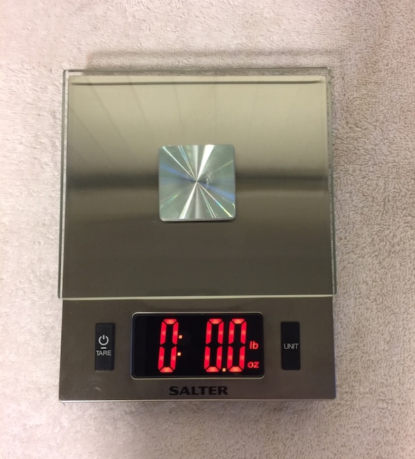 28247522809f Salter LED Display Digital Kitchen Food Scale - Must have