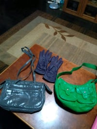 Extra small gloves & purses $2 each or all for $5 Waterloo, 50701