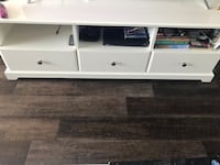 Ikea Liatorp Tv bench and storage  Ottawa, K2H 1C7