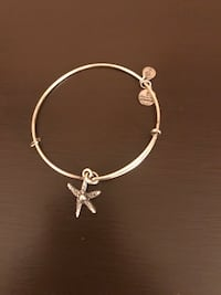Silver starfish alex and ani bracelet Washington, 20001