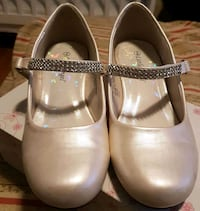 ***BRAND NEW*** GIRLS SPARKLY FANCY SHOES Toronto, M4C 2R4