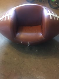 Swivel football chair  Midwest City, 73110