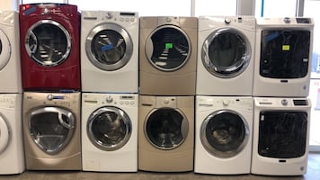 Washer and dryer sets in excellent conditions