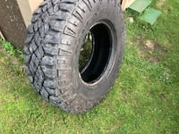 Goodyear Wrangler Duratrac Howard City, 49329