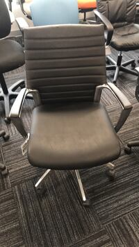Leather Task Chair Columbia, 21046