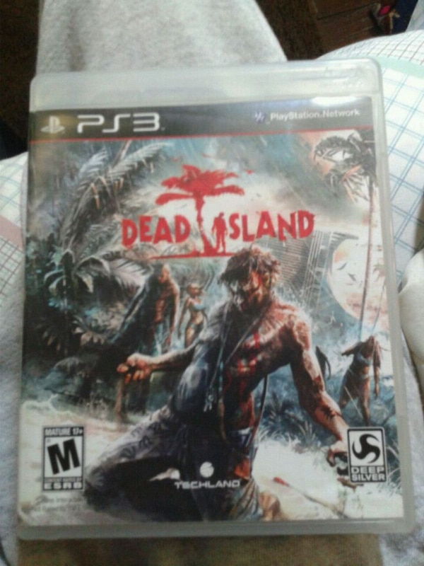 Dead Island PS3 Game 0