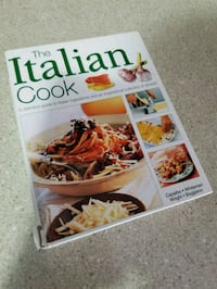 Italian food cookbook Oshawa, L1H 8L7