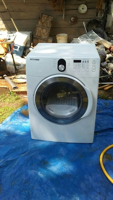 Gas & or Electric dryer