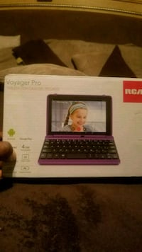 brand new RCA tablet with keyboard coler purple Richmond, 23223