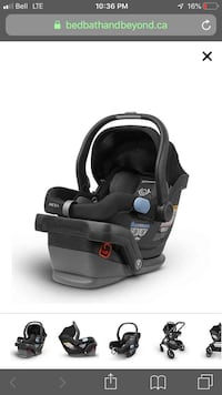 Uppababy Mesa infant car seat brand new