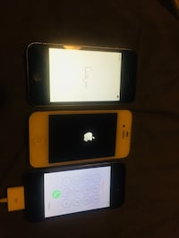 iPhone 4 s bell all three $40 Vancouver