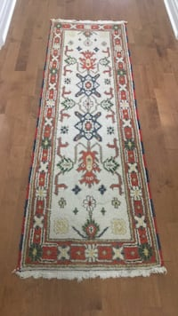 red, white, and blue floral area rug Vaughan, L4H 0H3