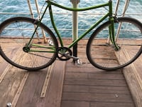 ABICI Handcrafted High-End Bicycle