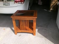 Sofa table and end table La Vergne