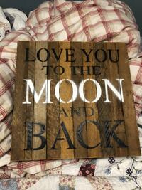 Home decor sign hand made Kitchener, N2P 1M8