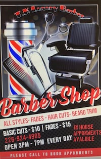 Barber Cambridge