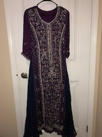 Beautiful Pakistani outfit perfect for any occasion!  Milton, L9T 2R1