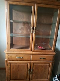 brown wooden cabinet with drawer Ingersoll, N5C 4G9