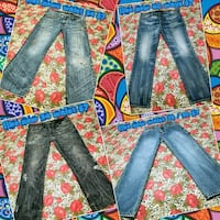 blue and red denim jeans Las Vegas, 89169