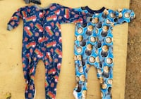 Toddler pajamas & slippers Las Cruces, 88012