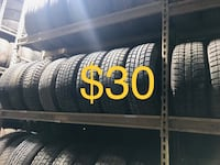 Use winter tires for sell Toronto, M6H 3X5