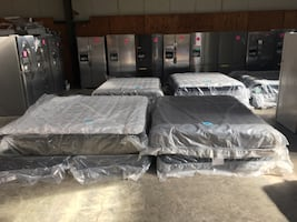 Brand new mattress and mattress sets available! Starting at low as 299