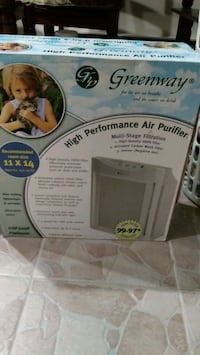 High preformace air purifier