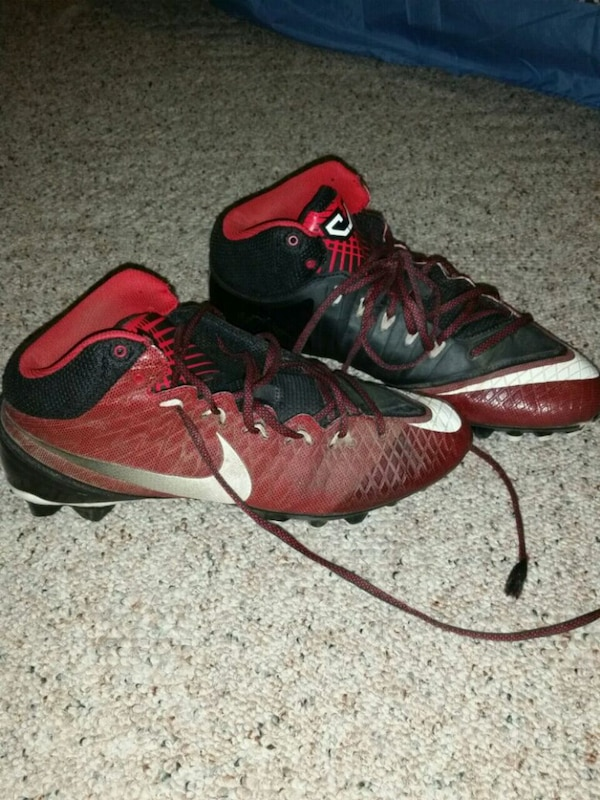 c510b0c86563 Used Football cleats for sale in Science Hill - letgo