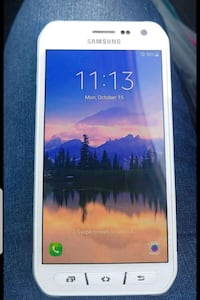 white Samsung Galaxy  active s6 Fresno, 93722