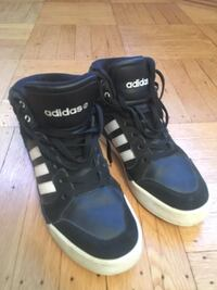 Adidas Neo Label High Tops Men's size 10 New York, 11435